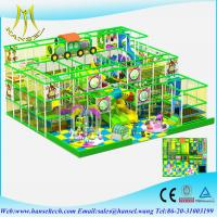 China Hansel soft kids playgrounds soft indoor playground on sale