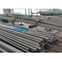 China 1.4404 straight tube heat exchanger Seamless Pickling Annealing on sale