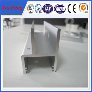 6000 series aluminium extrusion profile aluminum strip supplier, aluminum channel price Manufactures