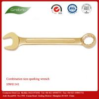 Non-sparking combination wrenches sparkless spanner Al-Cu or Be-Cu material Manufactures