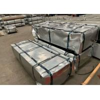 600~1250mm 30-275g/m2 Galvanized Steel Corrugated Roof Panel Manufactures