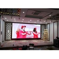 Indoor Led Video Walls Modular P2.6 High Definition Led Panel 500 X 500mm Manufactures