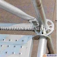 Heavy Duty Wedge Lock Scaffolding System Hot Dip Galvanized Hot Dip Galvanized Manufactures