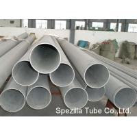 Cold Drawn Seamless Stainless Steel Tube / Pipe With Bevelled Ends 1/4'' - 20'' Manufactures