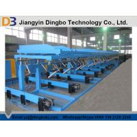 Automatic Stacking Roll Formign Machinery with Deliver and Stack Automatically Control System Manufactures