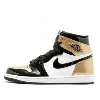Quality WholesaleJordan 1 Retro High OG 'Gold Toe' Basketball Shoes & Sneakers for Sale for sale