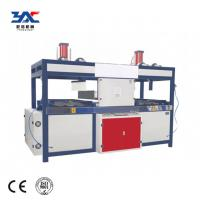 China Auto Type Vacuum Forming Machine for Forming Suitcase bag on sale