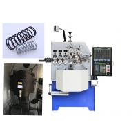 Powerful CNC Spring Machine / Compression Spring Machine For 4.0mm Wire Manufactures