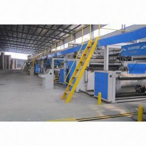 Carton making line, 100m/min design speed Manufactures