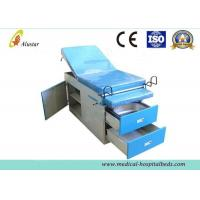 Multi-Funtional Steel Gynecology Medical Operating Room Tables With Drawer (ALS-OT017) Manufactures