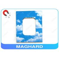 7 x 10 Autograph Fridge Magnetic Photo Frame Design Your Own Blue Sky Printing Manufactures