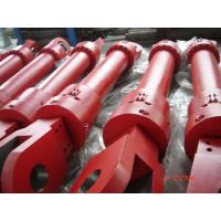 China Double Acting Hydraulic Cylinder For Marine With The Displacement Sensor on sale
