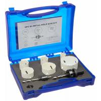 Bi Metal HSS Hole Saw Set M3/M42 For Wood / Metal With Plastic Case Packing Manufactures