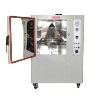 ASTM D573 Hot Loop Aging Anti - Yellow Testing Machine With EGO Over - Temperature Guiding Light Manufactures