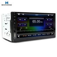 China Fast Charging  Double Din Car Stereo With Sat Nav / In Dash Touch Screen Radio on sale