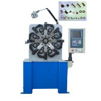 Spring Coiler  & Torsion Spring Winding Machine With Feed Speed 200m / min Manufactures