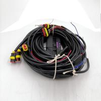 China Car using conversion kit LPG/GPL/CNG/NGV ECU kit wiring harness on sale