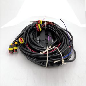 Car using conversion kit LPG/GPL/CNG/NGV ECU kit wiring harness Manufactures