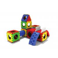 Buy cheap Indoor Plastic Playground Sets For Kids With HDPE Material Colorful from wholesalers