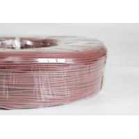 Qinda High Temperature Insulated Wire / High Temp Appliance Wire No.8417 Manufactures