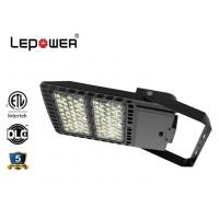 Excellent High Luminous efficiency Smart LED Carp Parking Lot  Flood lamp ETL DLC Approved with 0-10V dimming Photocell Manufactures