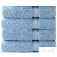 100% Pure Ringspun Cotton Luxurious Ultra Soft Oversized Extra Large Bath Towels Manufactures