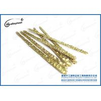 China High Hardness Carbide Welding Rod For Low Carbon Steel , Low Alloy Steel on sale