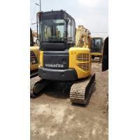 5T Mini Used Komatsu Excavator 0.3M3 Bucket Size 2600h Working Hour Manufactures