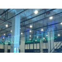 Dynamic commercial advertising Flexible LED Display , Led Flexible Panel Lightweight Manufactures