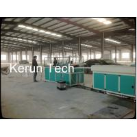 Quality Conduit PVC Pipe Extrusion Machine Threading Plastic Extrusion Equipment for sale
