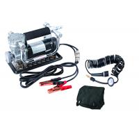 High Power DC12V Electric Portable Vehicle Air Compressor For Car Bike Sports Ball Manufactures