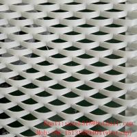 aluminum expanded metal mesh for window screen partition decoration Manufactures
