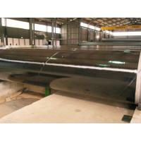 3PE Three Layer Powder Coated Steel Pipe , DIN30670 Coated Gas Pipe Underground Manufactures