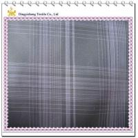 China 100 Polyester Yarn Dyed Fabric for Jackets on sale