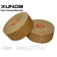 China Denso Prteolaum Anti Corrosive Tape For Vessel , protective Pipe Wrapping Tape on sale