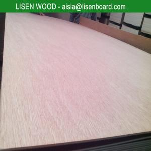 China Bintangor plywood BB/CC grade, 3mm 4mm plywood on sale