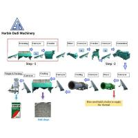 China KHL-400-2 CE approved Ring die system Organic Fertilizer Production Line on sale