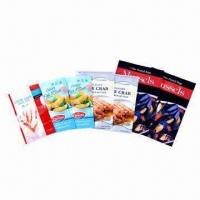 Food pouches, matte varnish bag Manufactures