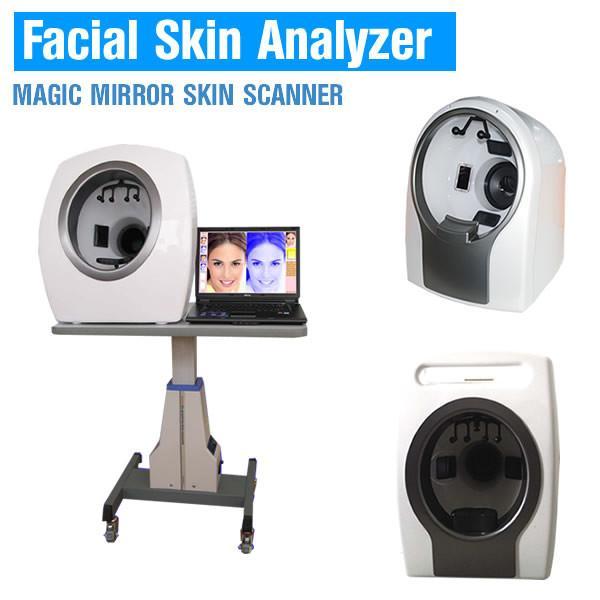 Quality skin analysis machine skin machine dermatoscope beauty salon equipment skin care beauty equipment for sale