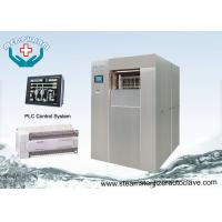 Vertical Sliding Door 100Liters Capacity Hospital CSSD Sterilizer With Micro Printer Manufactures