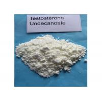 Quality Long Ester Testosterone Raw Powder , Safe & Effective Testosterone Undecanoate Powder for sale