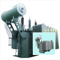 35kV - 5000kVA 3 Phase Power Distribution Two Winding Non - Excitation Regulating Manufactures