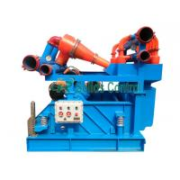 China 0.25-0.4Mpa Mud Cleaning Equipment For Oil And Gas Drilling 240m3/H on sale