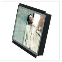 Subway USB 2.0 10 Inch LCD Monitor Commercial Lcd Displays With Loud Speaker Manufactures