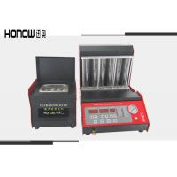 220V / 110V Car Fuel Injector Tester And Cleaner 6 Cylinders 250W Input Power