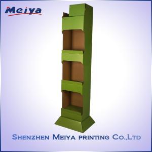 Customized Corrugated Cardboard Display Stand, Carton Display Stand, Paper Display Stand Manufactures