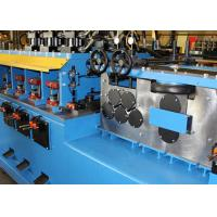 China Steel Frame C Z Purlin Forming Machine / Roll Forming Equipment GI 1.0 - 3.0mm Thickness on sale