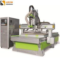 China HONZHAN HZ-ATC1325B Automatic Tool Changer Woodworking CNC Router for Making Furniture Door on sale