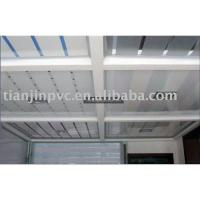 Quality Pvc ceiling tiles for sale