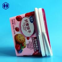 China Stackable Food Packaging Containers Heat Resistant Anti Counterfeiting on sale
